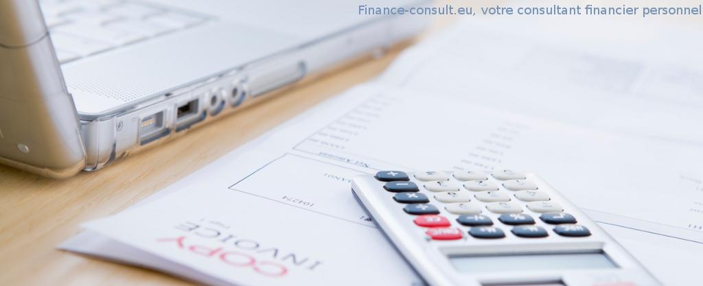 consultant en finance